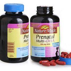 Top 5 loại Vitamin tổng hợp tốt nhất cho bà bầu