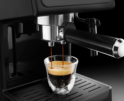 Top 5+ máy pha cafe espresso tại nhà bán chạy nhất: DeLonghi, Tiross hay Ariete?