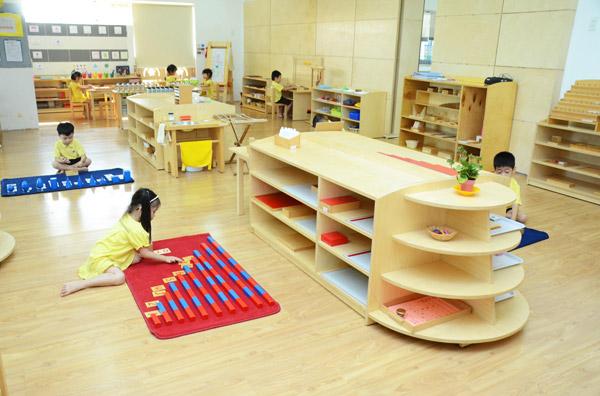 Top 5 trường mầm non Montessori tốt nhất Tp.HCM: Quận 2, Quận 7 6