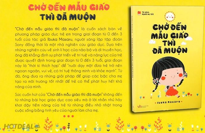 Top 6 cuốn sách nuôi dạy trẻ hay nhất 16