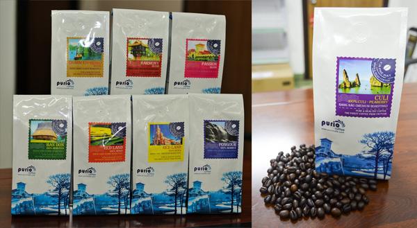 Top 5 thương hiệu cà phê nguyên chất đóng gói tại Việt Nam 3