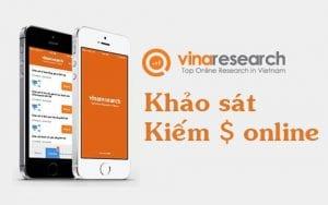 VinaResearch – Cách kiếm tiền online dễ & tin cậy nhất 30